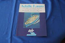Flotta Lauro Chandris 1985 ACHILLE LAURO ex WILLEM RUYS