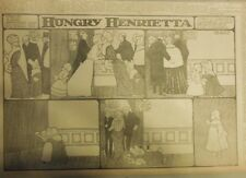 Hungry Henrietta by Winsor McCay from ?/1905 ! Half Page Size! 11 x 15 inches