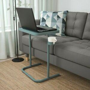 """IKEA BJORKASEN Laptop Stand Steel Turquoise 18 1/8x25 5/8"""", 404.764.73 New"""