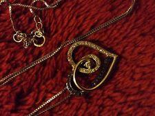 Kay Jewelrs' Black Diamond Necklace