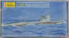 HELLER 81076 1:400th échelle thème sous-marin Sous-Marin ex Allemand U BOAT