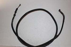 Motion Pro Pull Throttle Cable Black for Kawasaki EN450A 454 LTD 1985-1990