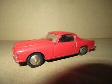 1958'S Dinky 24J France Alfa Romeo 1900 Super Sprint Rouge 1:43
