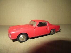 1958'S DINKY 24J France Alfa Romeo 1900 Super Sprint Red 1:43