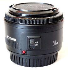 Canon ef 50mm f1.8 II Lente para Cámara Digital SLR