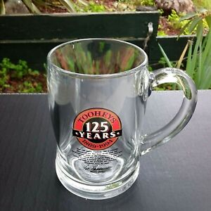 Vintage Tooheys 125 Years 1869-1994 Ale Glass