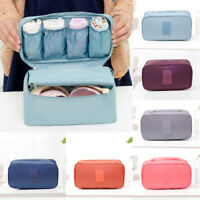 Travel Organizer Bra Underwear socks Lingerie Handbag Organizer Bag Storage Case