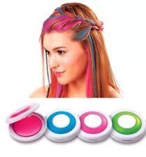 Colorful qualità atossico Temporary HAIR Chalk Dye morbido pastelli Salon Lavare