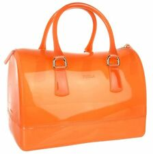 Furla Jelly Plastic Handbags Purses