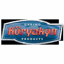 Kuryakyn 1656 Plug-N-Go Driver Backrest with Storage Pouch for Victory