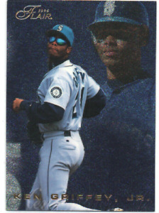 1996 Flair Ken Griffey Jr. #160 SEATTLE MARINERS