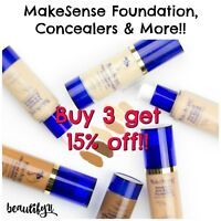 MakeSense Foundation, Pearlizer, Concealers, & Powder! Makeup by SeneGence!