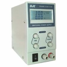 QJE PS3005 (0-5 amp) (0-30 V) DC Switching Power Supply
