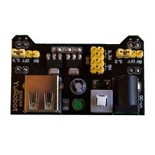 MB102 Breadboard Stromversorgungsmodul - Bread Board Power Modul - Arduino / ARM