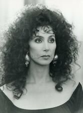 CHER THE WITCHES OF EASTWICK 1987 VINTAGE PHOTO ORIGINAL