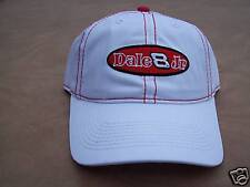 Ladies White Dale Earnhardt #8 Baseball Hat Cap NWT