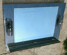 ECCEZIONALE SPECCHIERA - Specchio anni 50 come 2 applique - Fontana arte