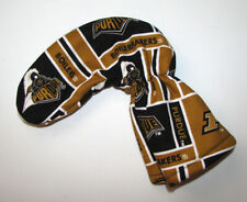 Purdue Boilermakers Golf Putter Head Cover / Putter Club Cover