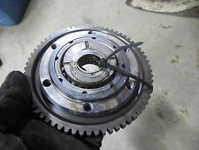 yamaha big bear yfm350 4x4 350 starter starting one way clutch 87 1988 1989 1993