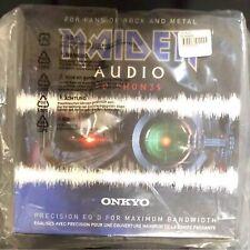 Onkyo Iron Maiden Auriculares Estéreo Ed-phon3s de Japón F/s