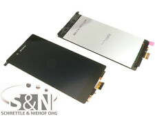 Original Sony Xperia Z3+  E6553 Display LCD Touch screen Glas Bildschirm schwarz