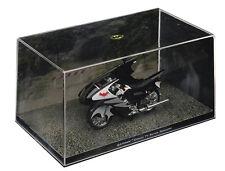 1/43 Eaglemoss BatMAN MOTORCYCLE  Model Classic TV Series BM030 & MAGAZINE