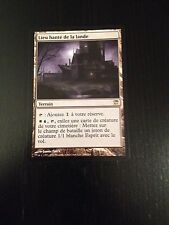 MTG MAGIC INNISTRAD MOORLAND HAUNT (FRENCH LIEU HANTE DE LA LANDE) NM
