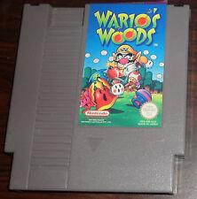 Nintendo NES. Wario's Woods (PAL AUS/ITA/UK)