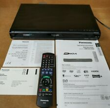 Multi-region Panasonic DMR-EX79 EB 250GB HDD Freeview DVD Recorder HDMI + Remote