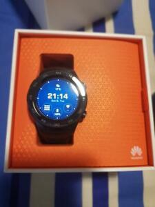 Huawei Watch 2 GPS + 4G 45mm Caja de Plástico en Carbon Black y Correa...