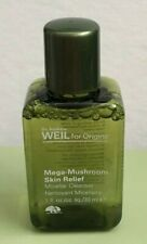 3 Dr Weil for Origins Mega-Mushroom Skin Relief Micellar Cleanser 1 oz/30 ml Ea