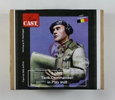 Resicast 1/9 Tank Commander in Pixie Suit Bust 90002