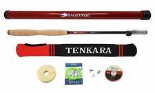 Dragontail Shadowfire Tenkara Rod Plus Complete Starter Pack (12ft Tenkara rod)