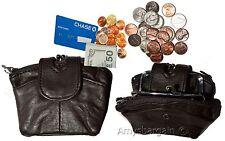Lot of 2 Women's Expandable Change Purse, Coin case, Mini Wallet, card case BNWT