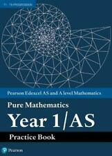 More details for edexcel as and a level mathematics pure mathematics year 1/as practice book (pap