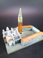 Venedig Markusplatz Venezia Piazza San Marco Poly Modell Souvenir Italien Neu