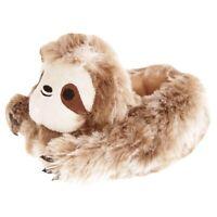 Slumberzzz Childrens/Kids Sloth Slippers (SL713)