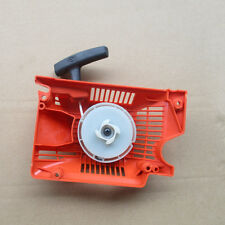 Recoil Pull Start Starter Red For Chinese Chainsaw 4500 5200 5800 45cc 52cc 58cc