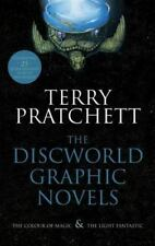 Discworld: The Discworld Graphic Novels : The Colour of Magic and the Light Fant
