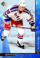 1996-97 SP Sample #99 Wayne Gretzky