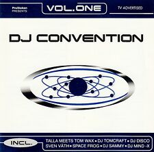 DJ CONVENTION VOL. ONE / 2 CD-SET (POLYSTAR 555 776-2)