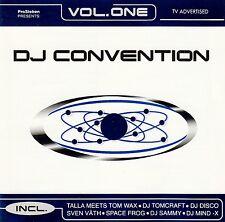 DJ CONVENTION VOL. ONE / 2 CD-SET (POLYSTAR 555 776-2)