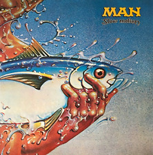 MAN ‎- Slow Motion (LP) (G+/VG)