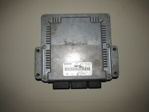GENUINE Renault Espace Grand Espace IV Unit ECU 0281011103