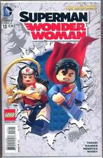 Superman Wonder Woman #13 - Lego Variant - New/Unread - New 52