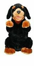 PELUCHE DOUDOU CHIEN ROTTWEILER DISCOVERY CHANNEL SON
