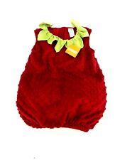 Gymboree Strawberry Halloween Costume Size 4 To 5 4T 5T NWT (J3)