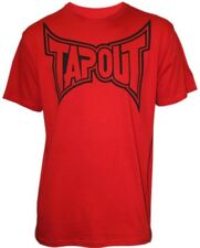 Tapout señores t-shirt Classic Collection rojo talla s PVP 22,90 MMA Muay Thai BJJ