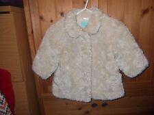 Monsoon Girls' Fur Coats, Jackets & Snowsuits (0-24 Months)