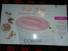 NEW !! CONAIR PARAFFIN SPA BATH SET Feet Hands Thermal Moisturizing System Wax
